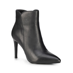 Dámské kotníkové boty, černá, 89-D-906-1-38, Obrázek 1