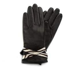 Dámské rukavice, černá, 39-6-274-1-X, Obrázek 1