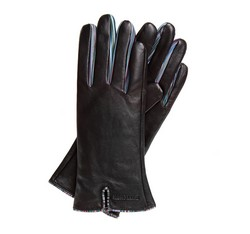 Dámské rukavice, černá, 39-6-553-1-X, Obrázek 1