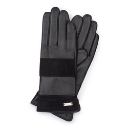Dámské rukavice, černá, 39-6-576-1-M, Obrázek 1
