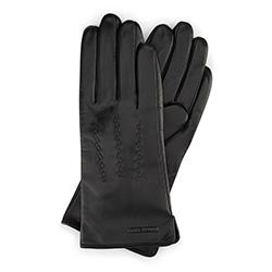 Dámské rukavice, černá, 39-6L-264-1-M, Obrázek 1