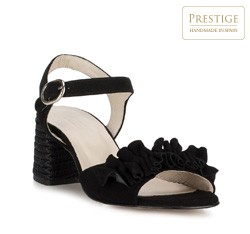Dámské boty, černá, 88-D-450-1-40, Obrázek 1