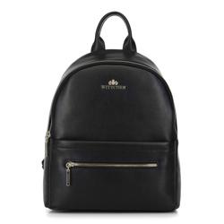 Dámský batoh, černá, 89-4-708-1, Obrázek 1
