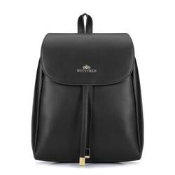 Dámský batoh, černá, 93-4E-627-1, Obrázek 1