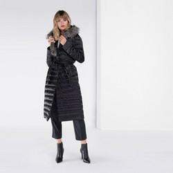 Dámská bunda, černá, 89-9D-400-1-2X, Obrázek 1