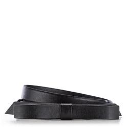 Dámský opasek, černá, 86-8D-312-1-L, Obrázek 1