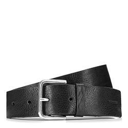 Dámský opasek, černá, 88-8D-301-1-XL, Obrázek 1