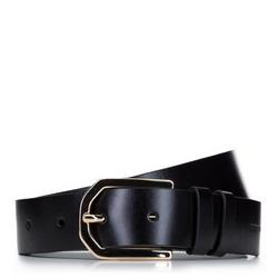 Dámský opasek, černá, 92-8D-312-1-XL, Obrázek 1