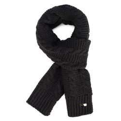 Dámský šátek, černá, 89-7F-001-1, Obrázek 1