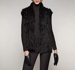 Dámský svetr, černá, 85-9F-003-1, Obrázek 1