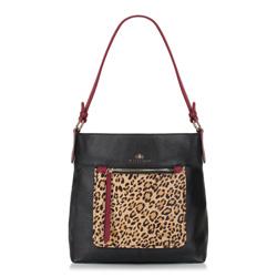 Dámská kabelka, černá, 89-4E-205-X1, Obrázek 1