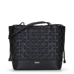 Dámská kabelka, černá, 92-4Y-605-1, Obrázek 1