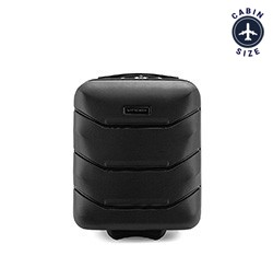 Kabinové zavazadlo, černá, 56-3A-281-10, Obrázek 1