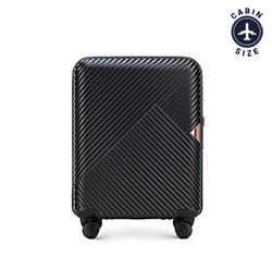 Kabinové zavazadlo, černá, 56-3P-841-10, Obrázek 1