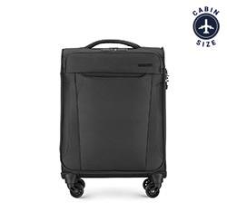 Kabinové zavazadlo, černá, 56-3S-561-10, Obrázek 1