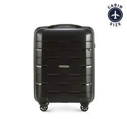 Kabinové zavazadlo, černá, 56-3T-721-10, Obrázek 1
