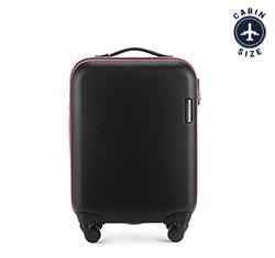 Kabinový cestovní kufr, černá, 56-3-610-10, Obrázek 1
