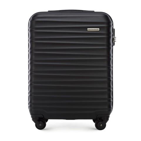 Kabinový cestovní kufr, černá, 56-3A-311-91, Obrázek 1