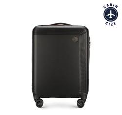 Kabinový cestovní kufr, černá, 56-3A-621-10, Obrázek 1
