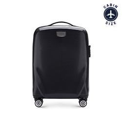 Kabinový cestovní kufr, černá, 56-3P-571-10, Obrázek 1