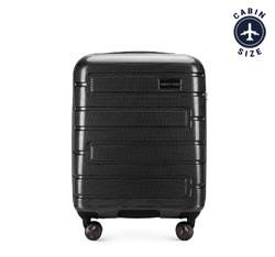 Kabinový cestovní kufr, černá, 56-3P-831-10, Obrázek 1