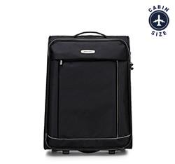 Kabinový cestovní kufr, černá, 56-3S-461-12, Obrázek 1