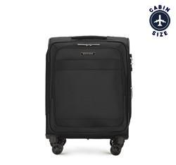 Kabinový cestovní kufr, černá, 56-3S-581-10, Obrázek 1