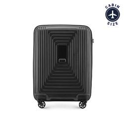 Kabinový cestovní kufr, černá, 56-3T-781-10, Obrázek 1