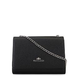 Dámská kabelka, černá, 91-4E-615-1, Obrázek 1