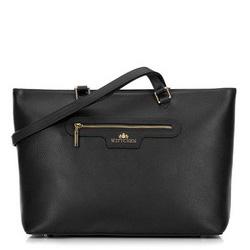 Dámská kabelka, černá, 29-4E-009-1, Obrázek 1