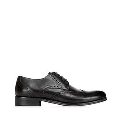 Panské boty, černá, 92-M-551-1-43, Obrázek 1
