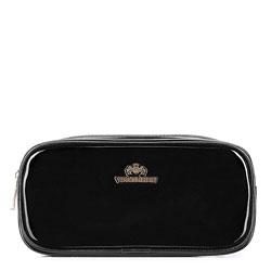 Kosmetická taška, černá, 25-3-011-1, Obrázek 1