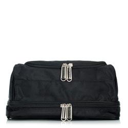 Kosmetická taška, černá, 56-3S-588-1E, Obrázek 1