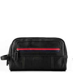 Kosmetická taška, černá, 87-3P-300-1, Obrázek 1