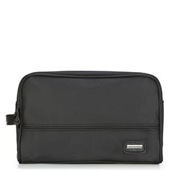 Kosmetická taška, černá, 88-3-301-1, Obrázek 1