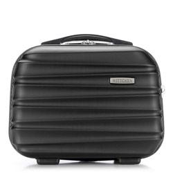 Kosmetický kufřík, černá, 56-3A-314-10, Obrázek 1