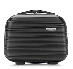 Kosmetická taška, černá, 56-3A-314-11, Obrázek 1