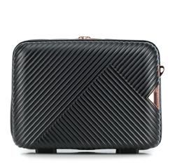 Kosmetický kufřík, černá, 56-3P-844-10, Obrázek 1