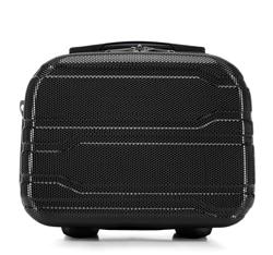 Kosmetický kufřík, černá, 56-3P-984-11, Obrázek 1