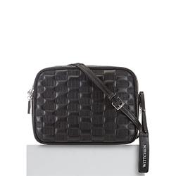 Dámská kabelka, černá, 91-4E-621-1, Obrázek 1