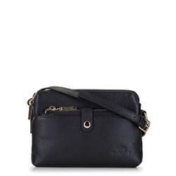Dámská kabelka, černá, 92-4E-654-1, Obrázek 1