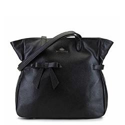 Dámská kabelka, černá, 92-4E-309-1, Obrázek 1