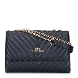 Dámská kabelka, černá, 93-4E-604-1, Obrázek 1