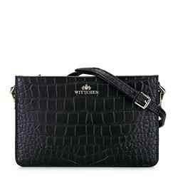 Dámská kabelka, černá, 93-4E-619-1, Obrázek 1