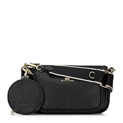 Dámská kabelka, černá, 92-4E-653-1, Obrázek 1