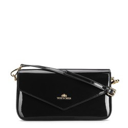 Dámská kabelka, černá, 93-4E-625-1, Obrázek 1