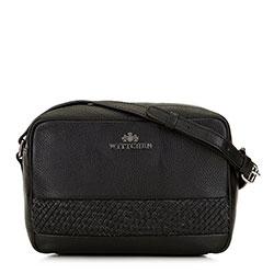 Dámská kabelka, černá, 91-4E-319-1, Obrázek 1