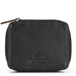 Mini kosmetická taška, černá, 89-2-003-1, Obrázek 1
