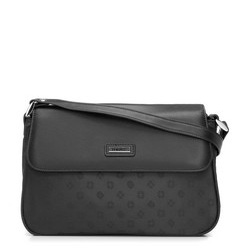 Dámská kabelka, černá, 93-4-247-1, Obrázek 1