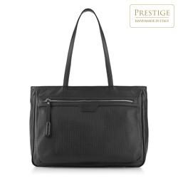 Dámská kabelka, černá, 88-4E-006-1, Obrázek 1